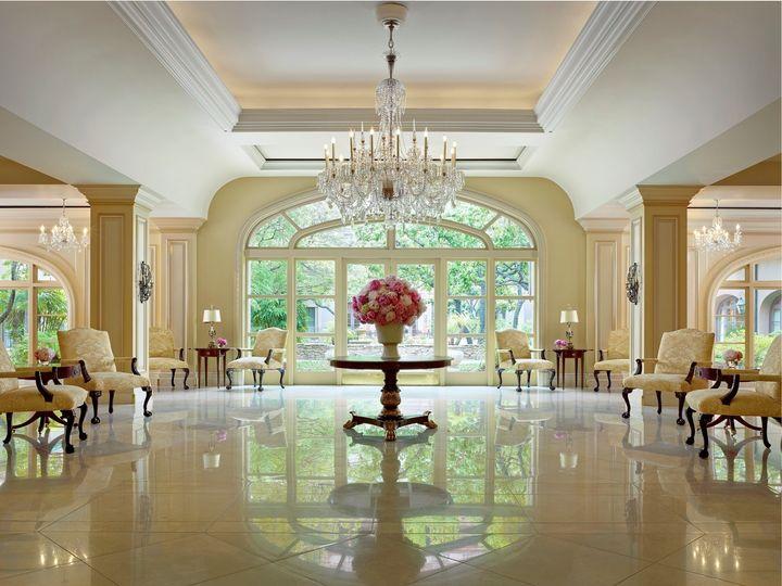 Tmx 1416621082075 2014 Lobby Pasadena, CA wedding venue