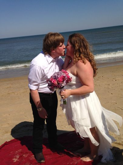 Rev. Barbara Mulford - My OBX Officiant
