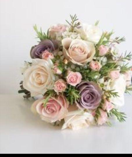 Lavender arrangements
