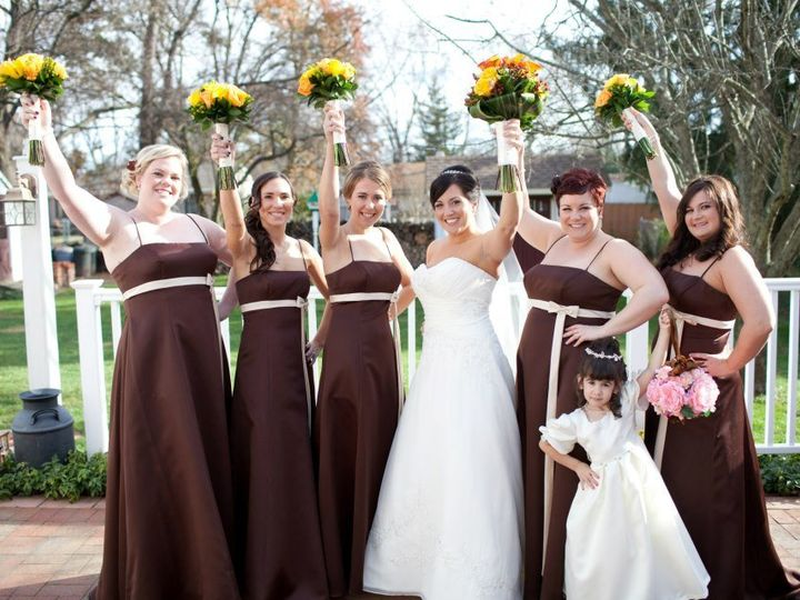 Tmx 1349093826922 Bride2 Pitman, NJ wedding florist