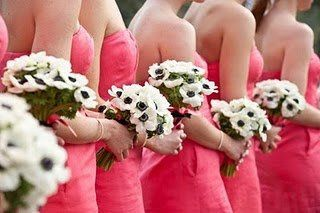 Tmx 1349093862785 Kim5anemone0bridesmaidbouquet Pitman, NJ wedding florist