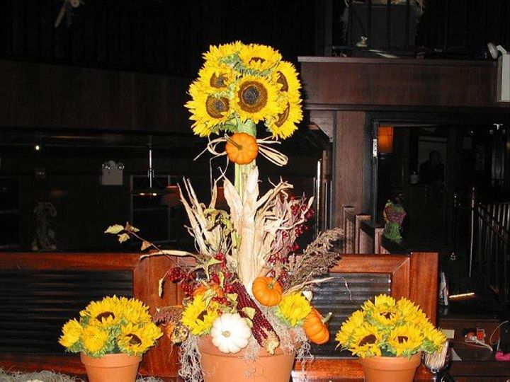 Tmx 1349093933840 Weddingcenterpiecesunflowers Pitman, NJ wedding florist