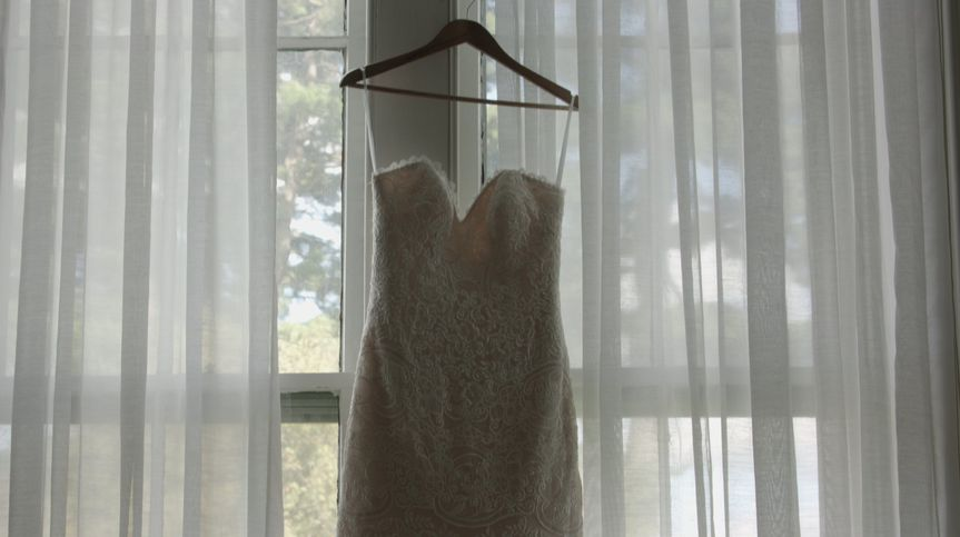 The dress that turned heads!