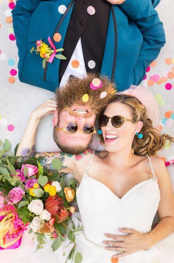 Confetti Couple