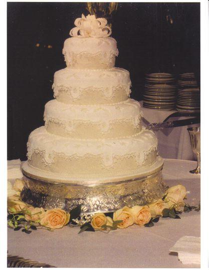 Wedding Cakes by Betty - Wedding Cake - Birmingham, AL - WeddingWire