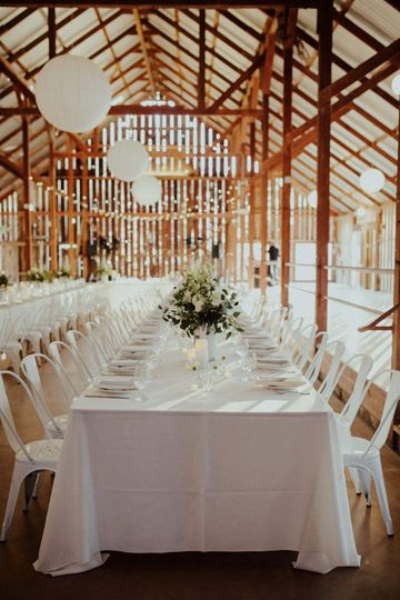 Swallow Creek Ranch Wedding