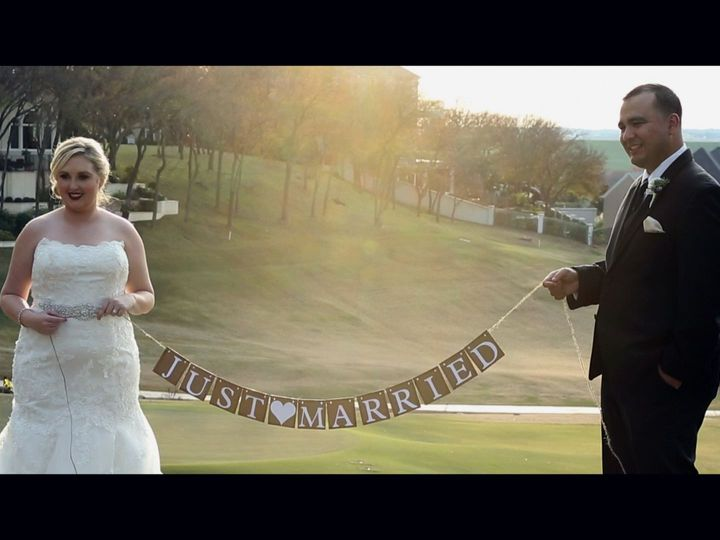 Tmx 1453244702200 Marcus And Christy Ff16 Fort Worth, TX wedding videography