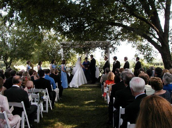 Merideth and Brian's wedding