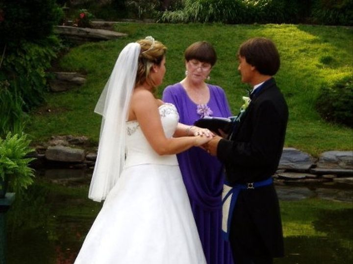 Tmx 1224130178165 Christina Tom052706600X667 Raleigh, NC wedding officiant