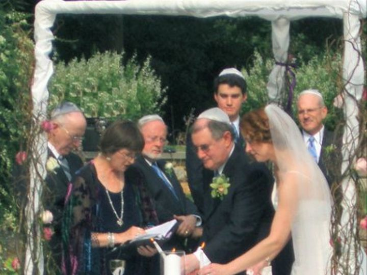 Tmx 1257048110415 Susanmarkweddingdukegardenskayelily0906090018 Raleigh, NC wedding officiant