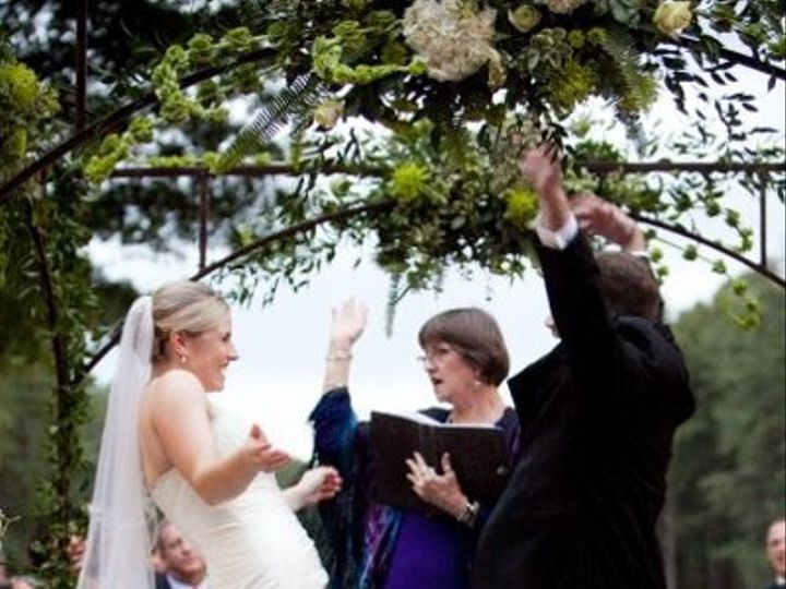 Tmx 1257048619680 Melindajeffwedding102009craigcarpenter5 Raleigh, NC wedding officiant