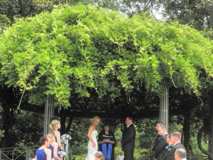 Tmx 1276485821135 BobbiTomWeddingDukeGardensKayelily0522100010 Raleigh, NC wedding officiant