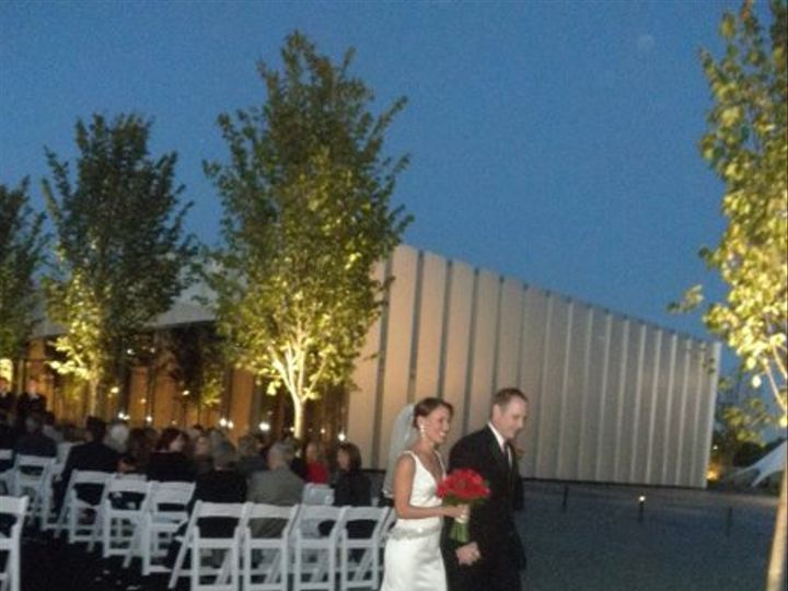 Tmx 1289971260160 CarolynDarylWeddingNCMuseumofArtKayelily1023100020 Raleigh, NC wedding officiant