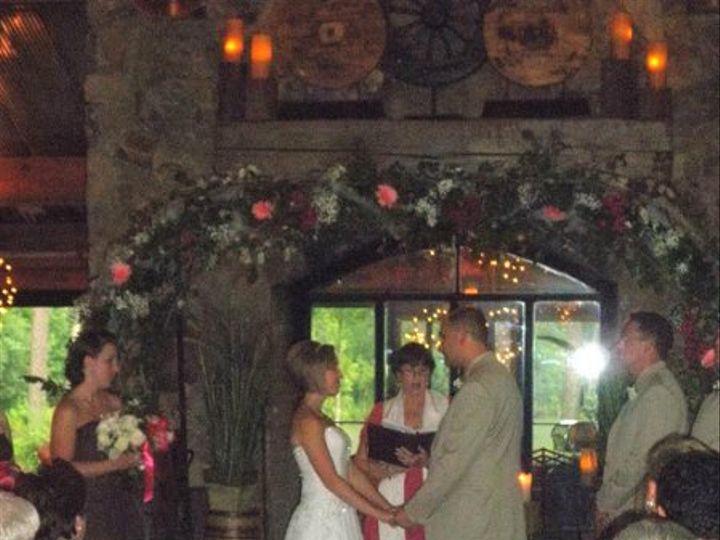 Tmx 1289971713363 HeatherMikeWeddingAngusBarnPavilionsKayelily0717100069 Raleigh, NC wedding officiant