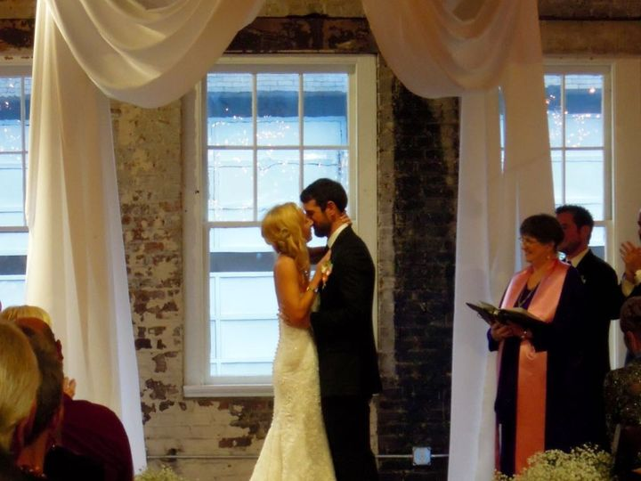 Tmx 1448031276791 Liz And Rob 10.10.15 The Stockroom   11 Of 15 Raleigh, NC wedding officiant