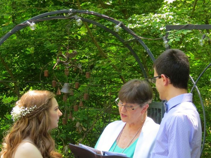 Tmx 1525532476 432ec27b04ecea99 1525532475 7b688cf16c46d72a 1525532465718 5 Kirstin And Brian  Raleigh, NC wedding officiant