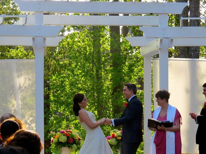 Tmx 1525532477 92f7c07e5d3fcf76 1525532475 3da094adffb496b3 1525532465721 10 Sabine And Bobby  Raleigh, NC wedding officiant