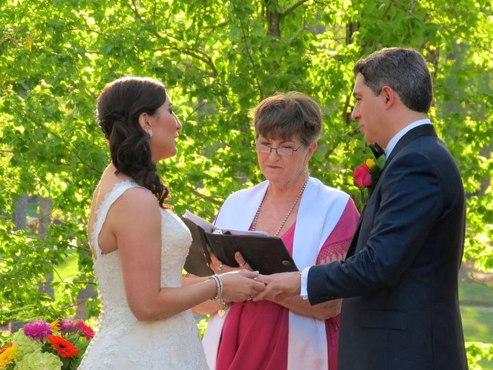 Tmx 1525532477 E7b3f0c4b09e848a 1525532475 14038cfbea6300ac 1525532465720 9 Sabine And Bobby 4 Raleigh, NC wedding officiant