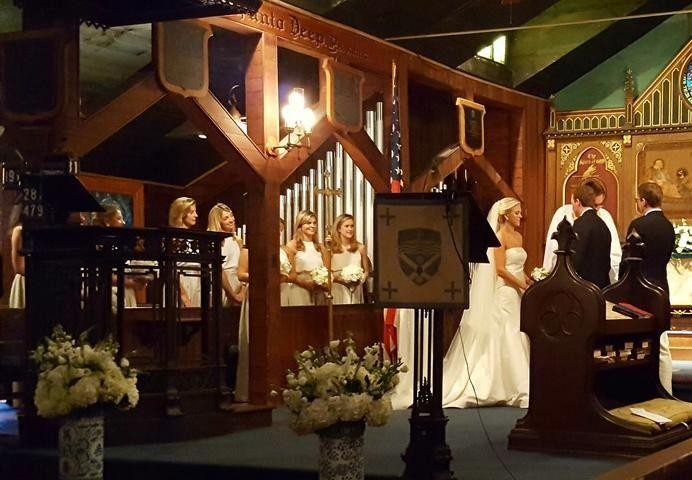 Southampton Church Ceremony