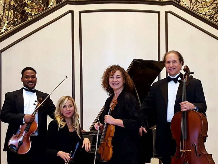 Tmx 1528136550 75c73431b4a992d4 Encore String Quartet Close Up Surf Club West Hempstead, NY wedding ceremonymusic
