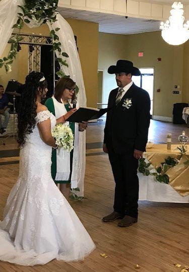 Weddings by Reverend Dignorah