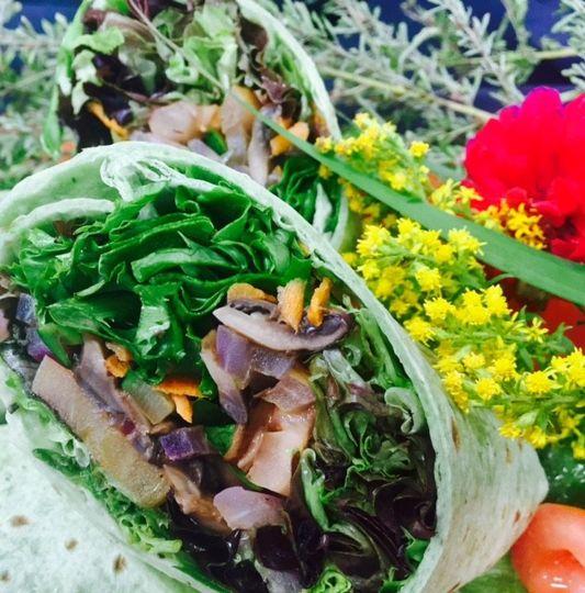 Vegetarian Spring Rolls with Zesty Orange Marmalade