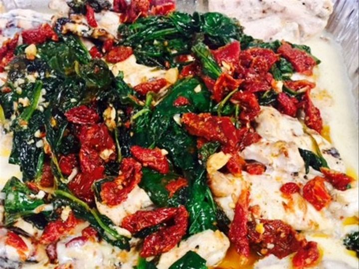 Tmx 1490384063625 Te Chicken Spinach  Sundried Pittsboro, North Carolina wedding catering