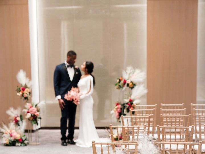 Tmx Ceremony Bg 51 1870739 158574497495665 Washington, DC wedding venue