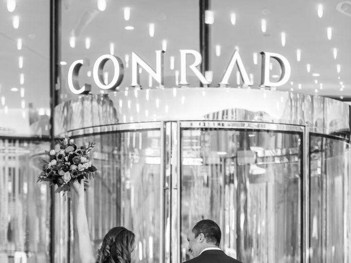 Tmx Couple At Entrance Of Hotel 51 1870739 160432960238403 Washington, DC wedding venue