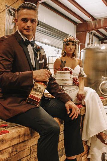 Waltons Distillery Bourbon