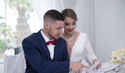 The wedding of Crystal and Deborah