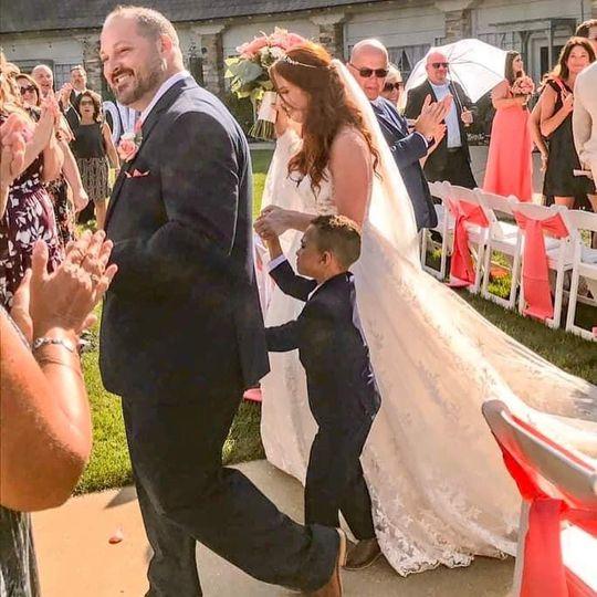 Heart Wedding Decor