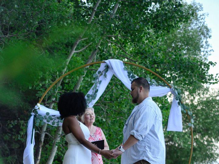Tmx Vows In Front Of Circle Arch Beach 51 1022739 159468179842984 Petoskey, MI wedding rental