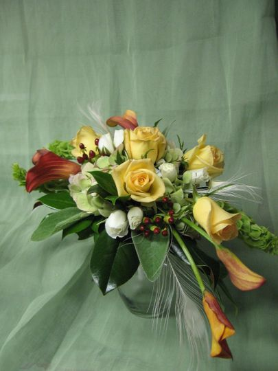 Heil Florist Wedding Flowers Ohio Cleveland Erie And