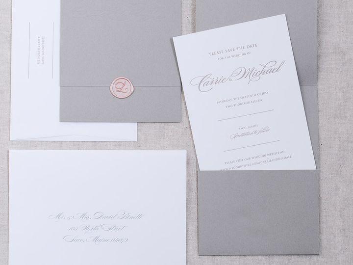 Tmx 1427989485433 Callidora 1100 Portfolio Std Cm 5 Topsfield wedding invitation