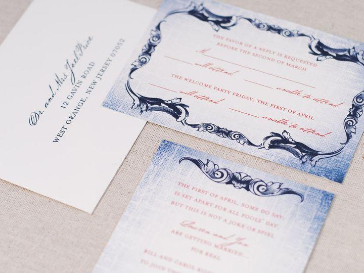 Tmx 1427989611255 Callidora 1100 Portfolio Lj 2 Topsfield wedding invitation