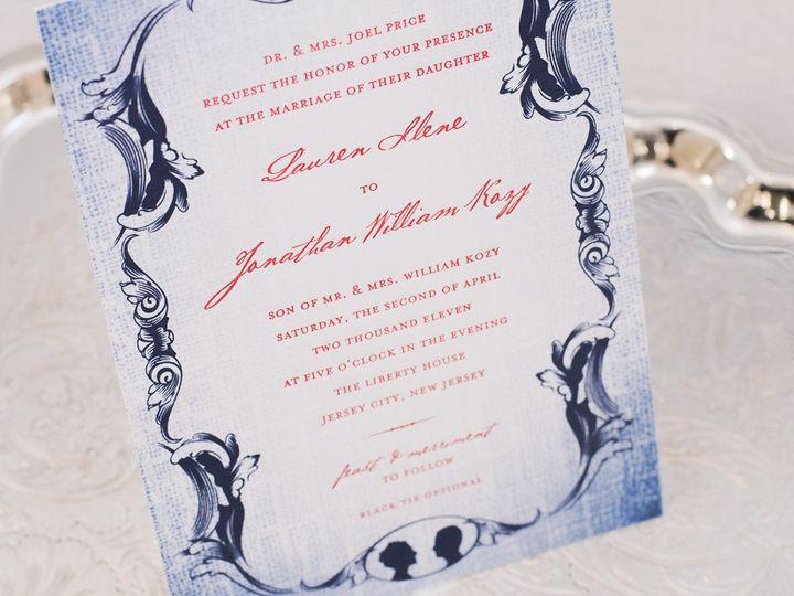 Tmx 1427989614686 Callidora 1100 Portfolio Lj 3 Topsfield wedding invitation