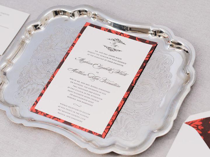Tmx 1427989626902 Callidora 1100 Portfolio Mm 2 Topsfield wedding invitation