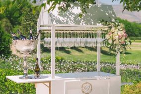Chicago Champagne Cart