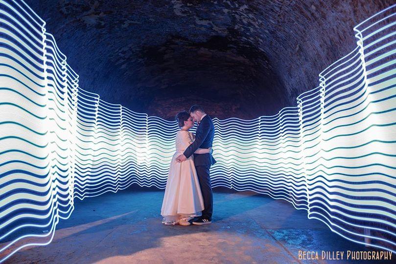 pixelstick wedding photography