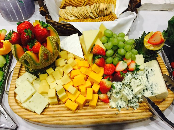 Domestic Cheese Board