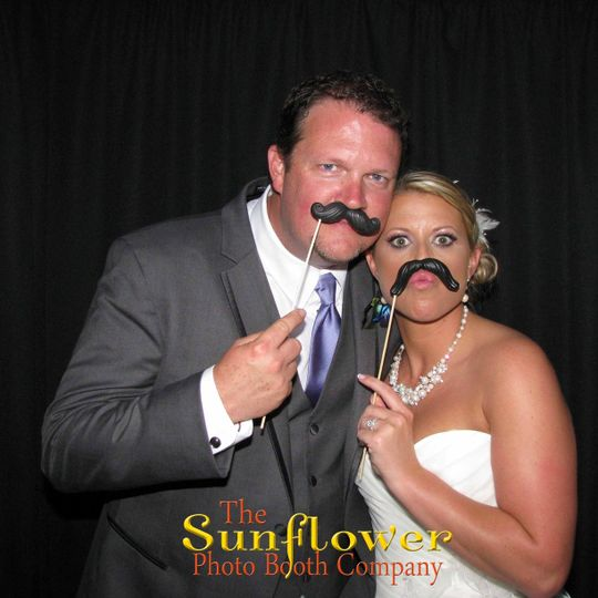 Sunflower Photo Booth Company