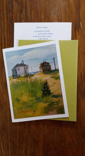 Painting/poem cards, all occasion