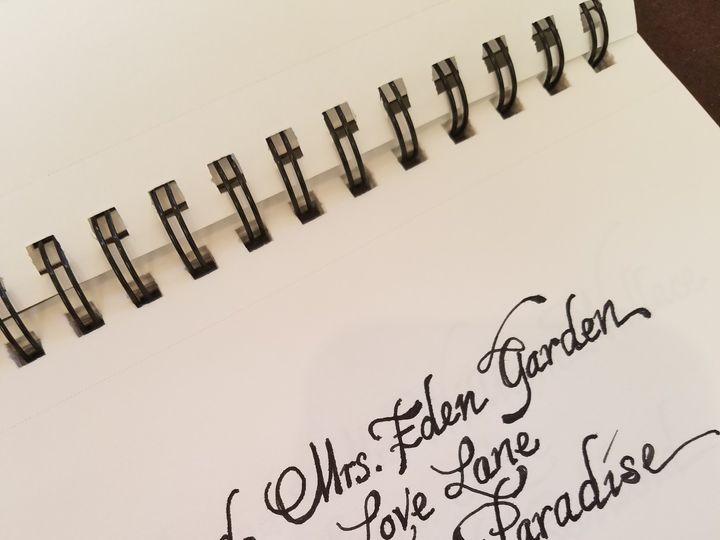 Tmx 1492974778045 Eden Garden Madison, Connecticut wedding invitation