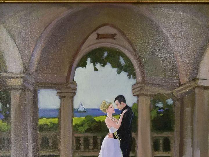 Tmx 1532538730 B585ed6d888c7bb7 1532538727 2947b25931d482c2 1532538718329 9 20180517 172315 Madison, Connecticut wedding invitation