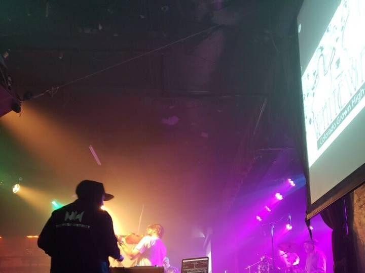 Tmx Live Performance 51 1045739 Boulder, CO wedding band