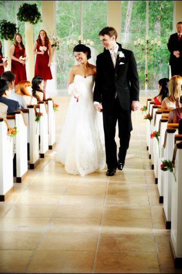 Wedding at Ashton Gardens