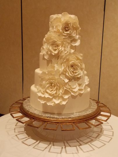 Wedding cakes in alpharetta ga