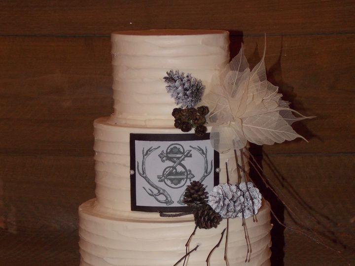Tmx 1389278258948 Dscn231 Alpharetta, Georgia wedding cake