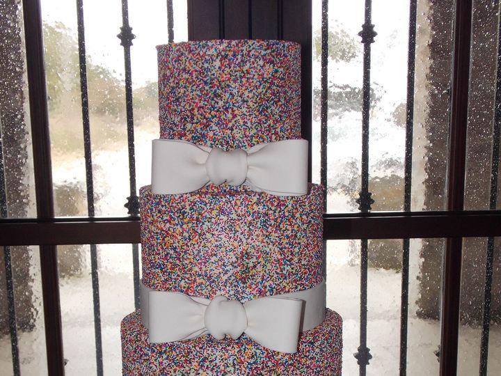 Tmx 1389278621650 Dscn197 Alpharetta, Georgia wedding cake